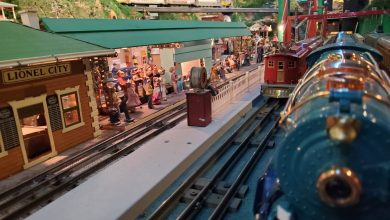 Photo of Toy Train Barn back on track after being closed during the pandemic