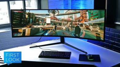 Photo of Samsung's Massive Odyssey Neo G9 Is the New King of Gaming Monitors