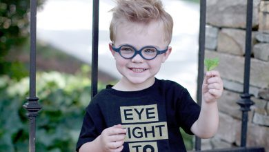 Photo of iPhone photo helps Georgia mom discover her son's rare eye cancer | Jeanette Settembre