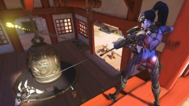 Photo of New Overwatch patch pushes suggested hitscan damage adjustments, D.Va Call Mech changes live