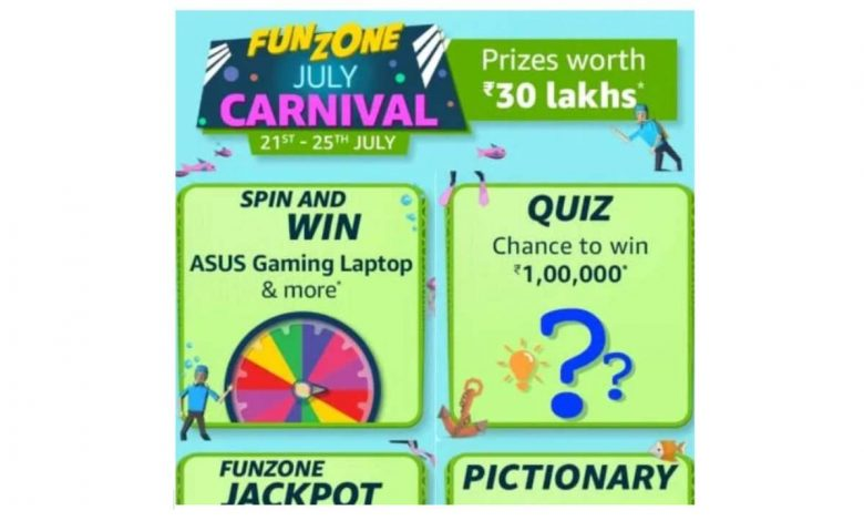 Photo of Amazon Daily Quiz July 27, 2021– Win Rs 20000 Amazon Pay balance, Smart TVs and more