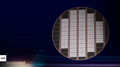Photo of Intel reveals its first chiplet CPUs are coming in 2023