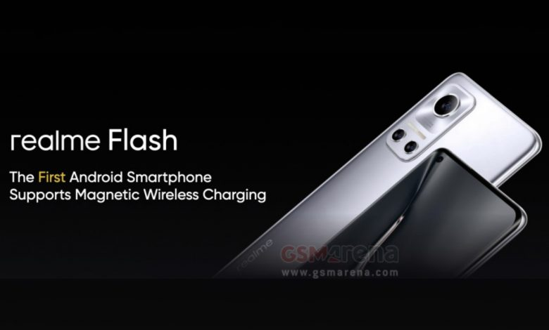 Photo of Realme Flash will be the first Android phone to support Magnetic Wireless Charging