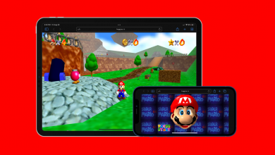 Photo of You can now play 'Super Mario 64' in a web browser on iPhone, iPad, and Mac   9to5Mac