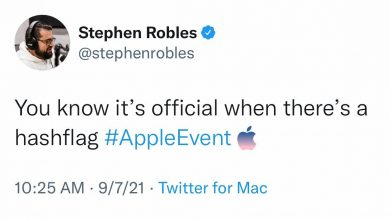 Photo of Apple's Twitter 'hashflag' for Sept. 14 iPhone event hints at future announcements | AppleInsider | AppleInsider Staff