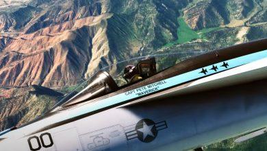 Photo of Microsoft Flight Simulator Bumps Top Gun DLC To 2022